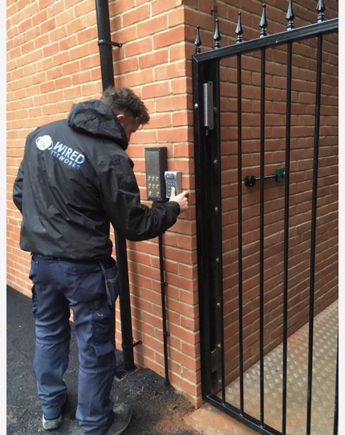 protecting your business with access control systems